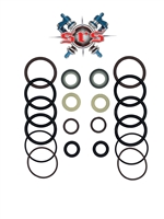King 2.5 Shock Rebuild Seal-Kit Pre Runner Series | Schmidty Racing