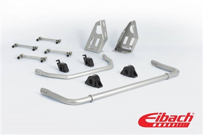 Polaris RZR XP Turbo/ XP 1000 Turbo Adjustable Anti-Roll Bar Kit (Front and Rear + Brace + Endlinks) | Schmidty Racing