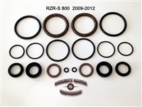 "Polaris RZR 800S 1.5"" Fox Podium/Performance Shock Rebuild Seal Kit 2 seat model 
