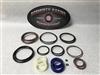 "Yamaha YXZ 1000R FOX 2.5"" Performance Series Shock Rebuild Seal Kit 
