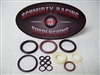 "King Performance Series Shock Rebuild Seal Kit Shaft Viton/2.0"" x  3/4"" (21000-900-901) or 2.5"" x 7/8""(25000-900-901)"