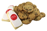 Milk and Cookies Sugar Cookies
