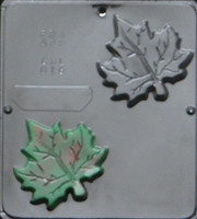 016 Maple Leaf Soap or Chocolate Candy Mold
