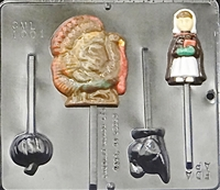 1001 Thanksgiving Assorted Lollipop
