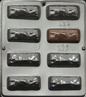 112 Coconut Bar Chocolate Candy Mold