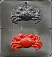 1205 Crab Chocolate Candy Mold