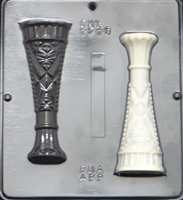 1210 Flower Vase Assembly Chocolate Candy Mold