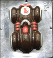 1212 Racing Car Chocolate Candy Mold