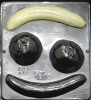 1243 Banana Split Chocolate Candy Mold