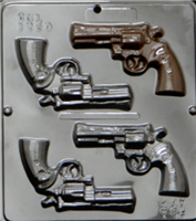 1250 Gun Chocolate Candy Mold