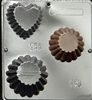 129 Dessert Shell Assortment Chocolate