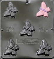 1320 Butterfly Chocolate Candy Mold
