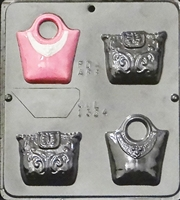 1324 Handbags Chocolate Candy Mold