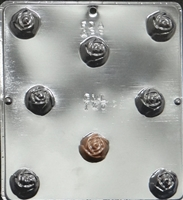 147 Rose Covered Cherry Chocolate Candy Mold