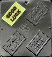 1504 Good Luck Chocolate Candy Mold