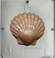 164 Large Sea Shell Chocolate Candy Mold