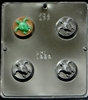 1666 Sea Turtle Oreo Cookie Chocolate Candy Mold