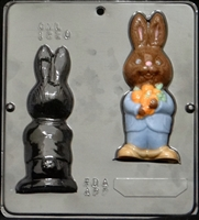 1820 Boy Bunny Assembly Chocolate Candy Mold
