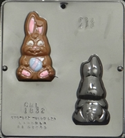 1832 Bunny Assembly Chocolate Candy Mold