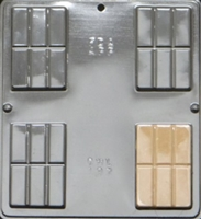 197 Candy Bar Mold