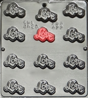 3025 Love Bite Size Pieces Chocolate