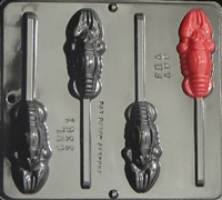 3361 Lobster Lollipop Chocolate Candy Mold