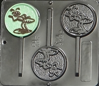 3382 Bug Ant Lollipop Chocolate Candy Mold