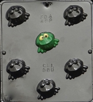 589 Frog Chocolate Candy Mold