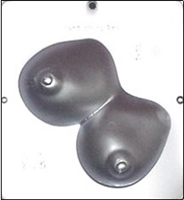 "715 Large Breast ""Boobs"" Chocolate Candy Mold"