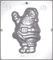 762 Santa with Boner Chocolate Candy Mold