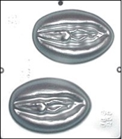 768 Female Vagina Chocolate Candy Mold