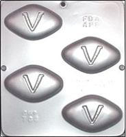 "786 ""Viagra"" Chocolate Candy Mold"