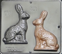 801 Bunny Assembly Chocolate Candy Mold