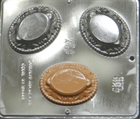 827 Egg Base Chocolate Candy Mold