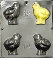 874 Baby Chickie Assembly Chocolate Candy Mold