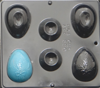 890 Egg Assembly with Stand Chocolate Candy Mold