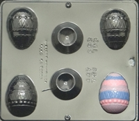 898 Egg Assembly with Stand Chocolate Candy Mold