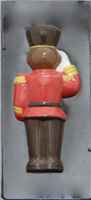 B-9055 TOY SOLDIER BACK MOLD 12 1/2""
