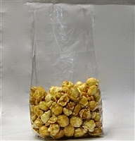 "BA-10 Cellophane Gusseted Bag. 4"" x 2 3/4"" x 9"" 100 ct."