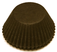 BC-30 Dark Brown Cup Standard Baking Cup 500 ct.