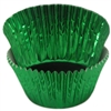 BCF-04 Green Foil Standard Baking Cup 500 ct.