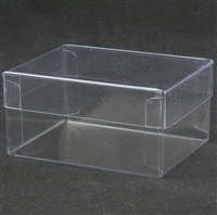 BO-1 Wedding Cake Box Clear Acetate