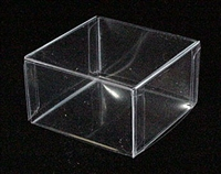 BO-8 Fortune Favor Clear Acetate Box
