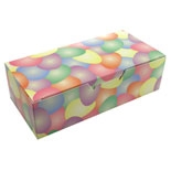BO-90Q 1 lb. One Piece Easter Eggs Box. 7in. x 3 3/8in. x 2in. Quantity 100