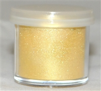 "DP-26 ""Dazzling Gold"" Diamond Dusting Powder.  2 gram container."