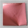 F425 Pink Foil 4 in. x 4 in. Qty 125 sheets