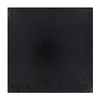 F490 Black Foil 4 in. x 4 in. Qty 125 sheets