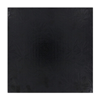 F590 Black Foil 3in. x 3in. Qty  500 sheets