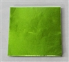 F658 Lime Foil 6in. x 6in. Qty 125 sheets