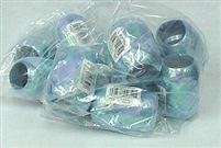 IRE-31 Iridescent Blue Ribbon 3/16in. x 66ft. Quantity 12